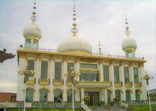 清真寺拱北-临夏-M25****7169