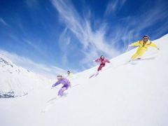 温泉+滑雪,索契冬季3日游