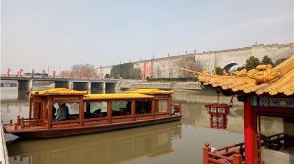 秦淮河码头
