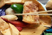 香港美食图片-煎酿三宝