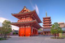 浅草寺-东京