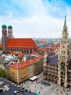 慕尼黑新市政厅-慕尼黑-1