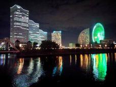 横滨港未来21-横滨-明慈