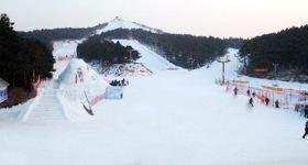 白清寨滑雪场(含雪具)(午连夜)VIP滑雪门票成人票(第二阶段)
