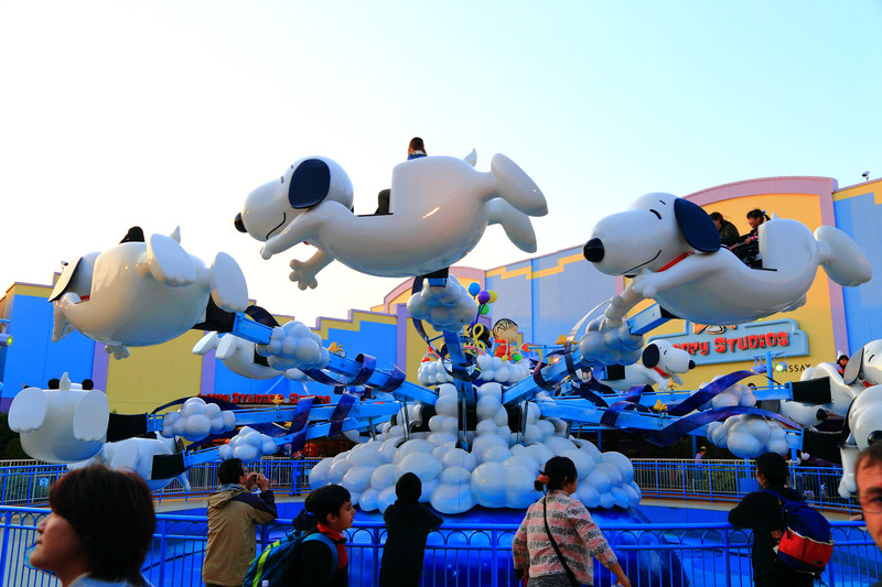 日本遊學 日本遊學自由行 日本打工度假 大阪環球影城 大阪遊學 大阪必去景點 大阪旅遊 寒假 史奴比