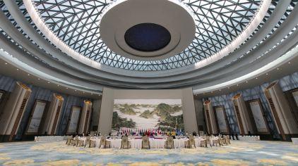 杭州国际博览中心(g20峰会体验馆)5