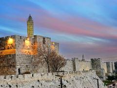 耶路撒冷完美一日游