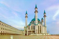 库尔·沙里夫清真寺-喀山-doris圈圈