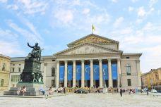 巴伐利亚国立歌剧院-慕尼黑-doris圈圈