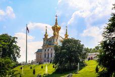 夏宫-圣彼得堡