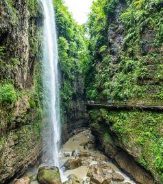利川游记图文-赏北纬30°的自然恩赐4天3晚游恩施旅游
