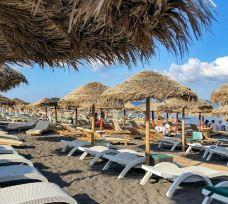 卡马利黑沙滩-圣托里尼-小凌60