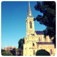 Eglise Saint Augustin-多维尔