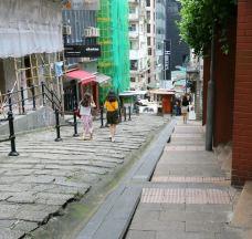 砵甸乍街-香港-盛世再繁华