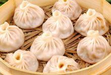 宁波美食图片-鲜肉小笼包子