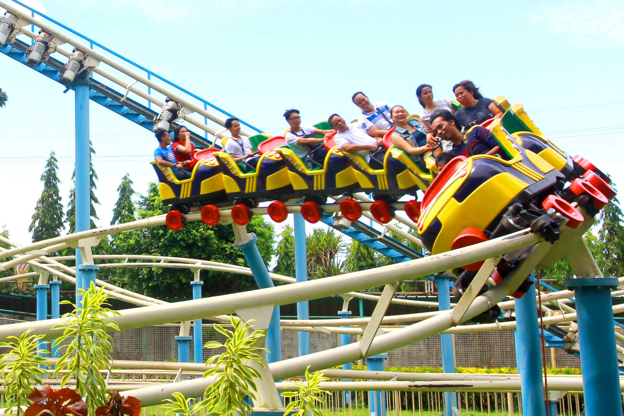 Enchanted Kingdom Unli-Ride Ticket + Agila the EKsperience Admission Ticket (QR Code Direct Entry)