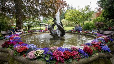 加拿大-温哥华-布查特花园7