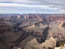 亚瓦帕观景点-科罗拉多大峡谷-齐步走123