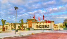 穆罕默德五世广场-卡萨布兰卡-尊敬的会员
