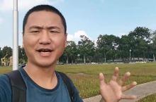 越南首都的巴亭广场,跟我们天安门广场非常像,有一种熟悉的感觉