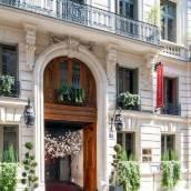 巴黎佛陀酒吧酒店