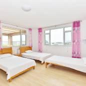 青島金沙灘複式海景七居公寓