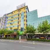 如家酒店(昆明北京路火車北站地鐵站店)
