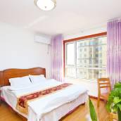 青島金沙灘全家幸福海景度假公寓