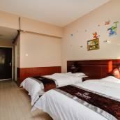 西安嘉怡公寓酒店鐘鼓樓火車站機場大巴五路口地鐵站店