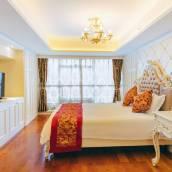 青島迪拜七星複式海景公寓