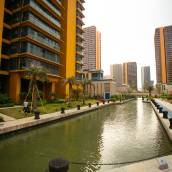 惠東雙月灣清木容度假公寓