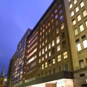 悉尼馬丁廣場旅行者酒店