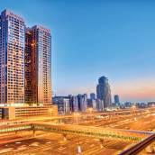 迪拜巴沙海茲美居公寓式酒店