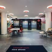 哥本哈根市政廳廣場 M 市民酒店