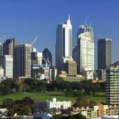 悉尼東區豪華公寓