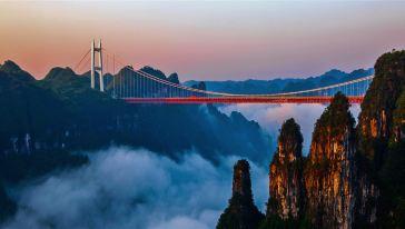 矮寨大桥 (1)