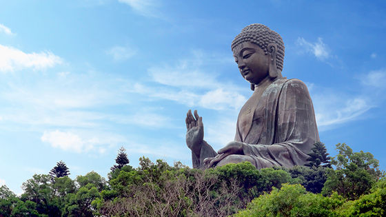 Hong Kong Lantau Island Tian Tan Buddha, Po Lin Monastery & Wisdom Path (Buddhist Path) Day Tour