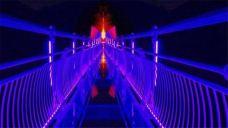 上冯村玻璃吊桥-大冶