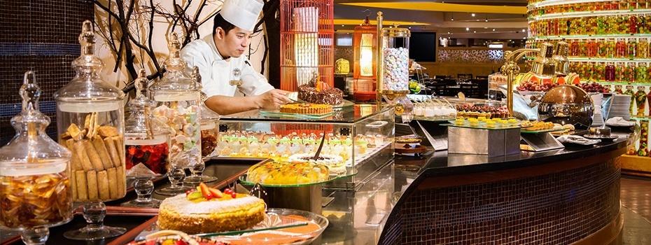 澳門金沙酒店 - 888 美食天地(午餐/晚餐)