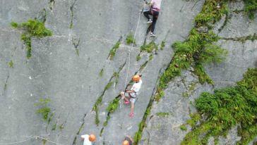 飞拉达攀岩2
