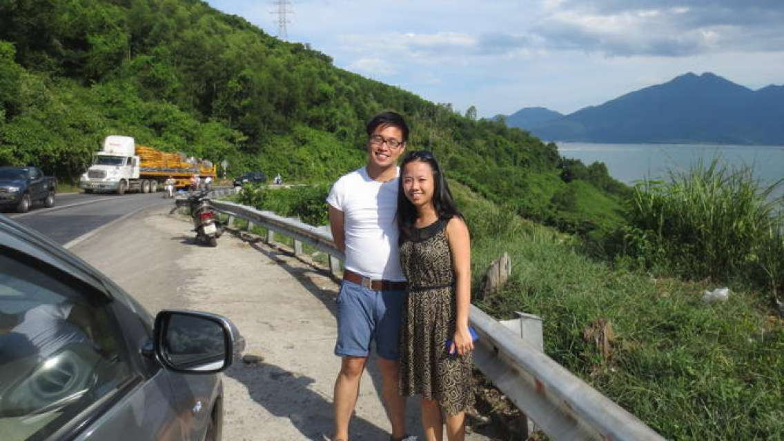 Hoi An to Hue and Versa by Private Car Transfer with English Speaking Driver