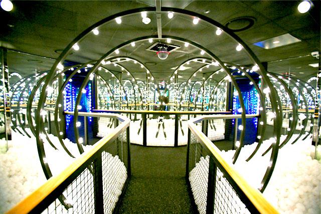Running Man-隧道