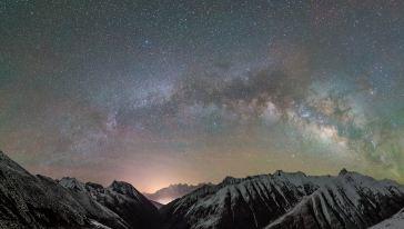 星空图无水印