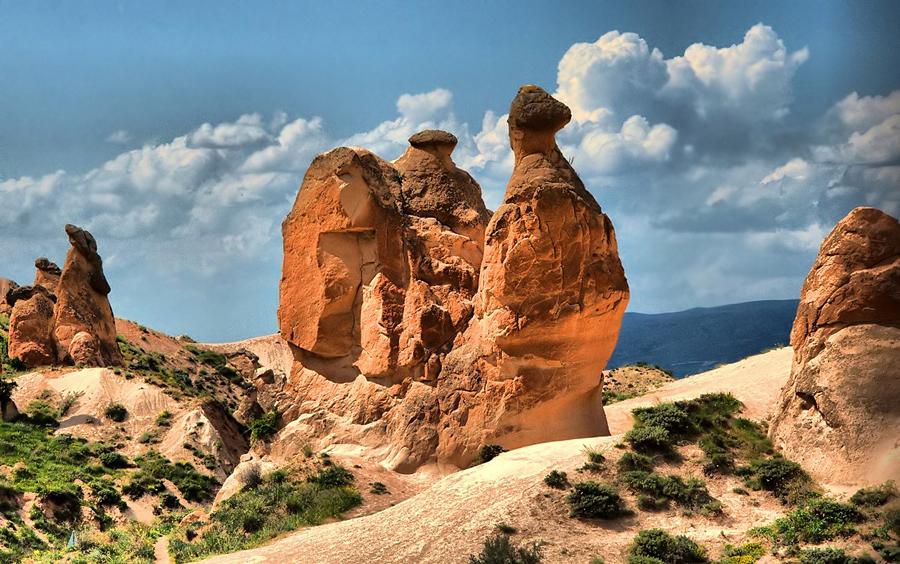 土耳其卡帕多奇亞紅線一日遊(露天博物館+烏奇薩城堡+精靈煙囪+愛情谷)