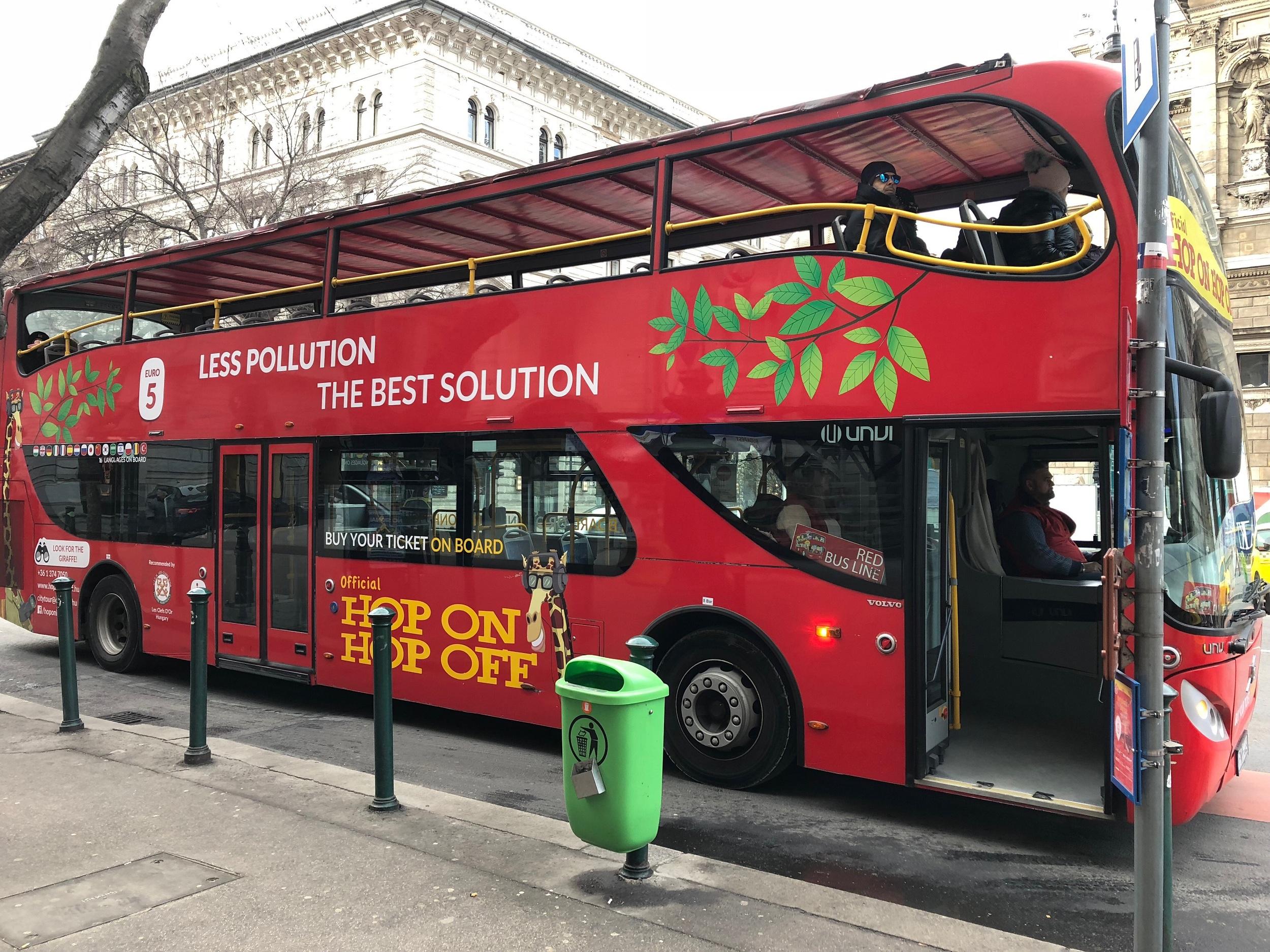 布达佩斯 bus04