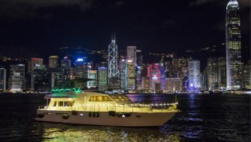 51926+香港维多利亚港(4)