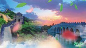 北京八达岭长城+颐和园+清华大学+鸟巢水立方外景一日游【五环内可上门接|可含餐|可升级贵宾团】