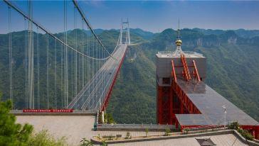 矮寨大桥3