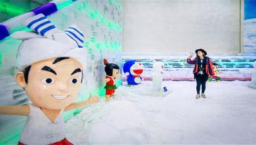 仙女山室内滑雪场 (8)