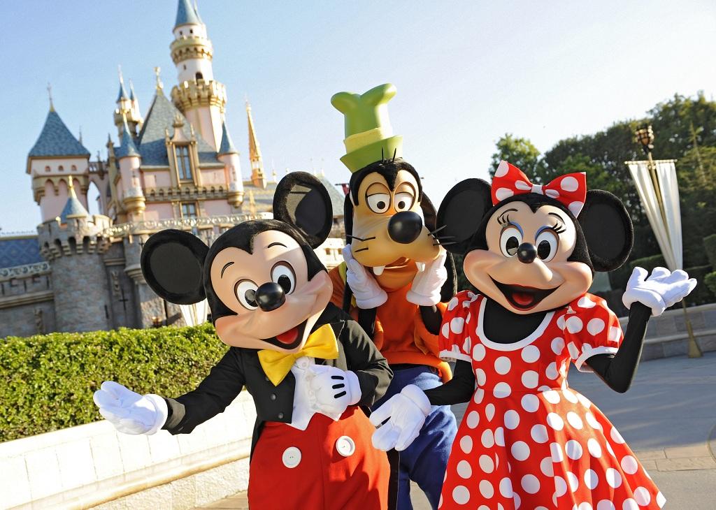 1迪士尼主题乐园© Disney
